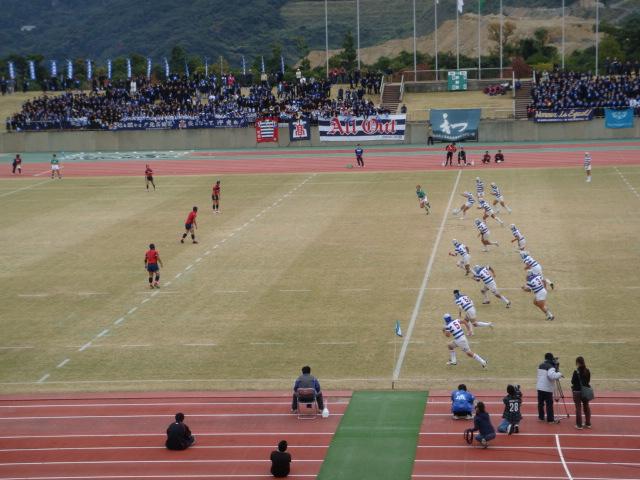 高校ラグビー長崎県決勝